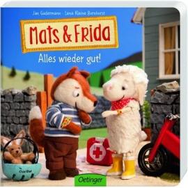 Oetinger - Mats & Frida. Alles wieder gut!