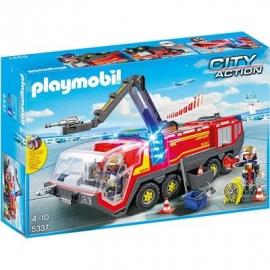 PLAYMOBIL® - Flughafenlöschfahrzeug mit Licht und Sound