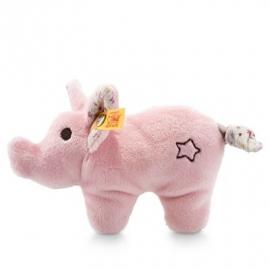 Steiff - Mini Knister-Schwein mit Rassel, 11 cm