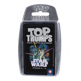 Winning Moves - Top Trumps Star Wars Episode IV - VI