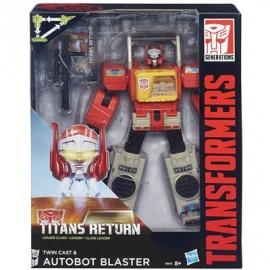 Hasbro - Transformers - Titans Return Leader