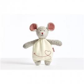 Käthe Kruse - Maus Robin Kirschkern Kissen, 28 cm
