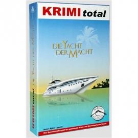 KRIMI total - Yacht der Macht