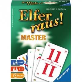 Ravensburger Spiel - Elfer raus! Master