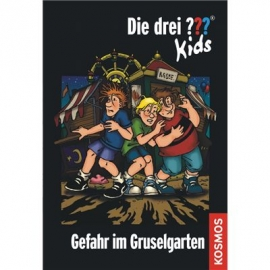 KOSMOS - Die drei ??? Kids - Gefahr im Gruselgarten, Band 6