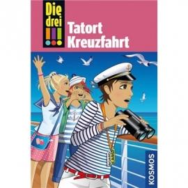 KOSMOS - Die drei !!!  - Tatort Kreuzfahrt, Band 57