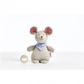Käthe Kruse - Maus Robin Spieluhr, 26 cm