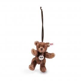 Teddybaer, braun gespitzt 10cm