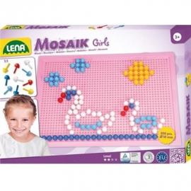 Lena - Pre School - Mosaik Set Color Girls 10 mm, groß