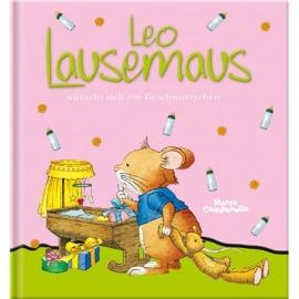 Lingen - Leo Lausemaus - Leo Lausemaus wünscht sich ein Geschwisterchen