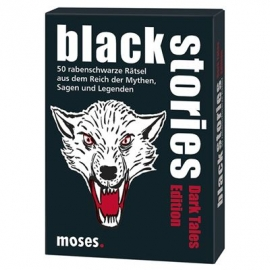 moses. -  black stories - Dark Tales Edition