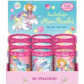 Coppenrath - Zauberhaftes Mini-Puzzle Prinzessin Lillifee (40 Teile)