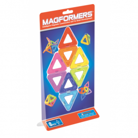 Magformers - Standard Set Line - Triangles 8