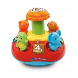 VTech - Baby - 1-2-3 Tierkreisel