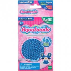 Aquabeads - Refill - Perlen, blau