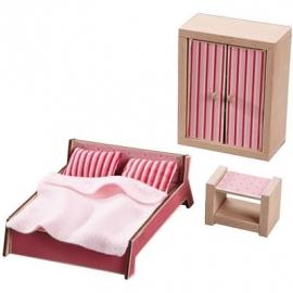 HABA - Little Friends - Schlafzimmer für Erwachsene