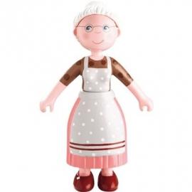 HABA - Little Friends - Biegepuppe Oma Elli