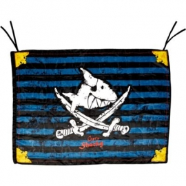 Die Spiegelburg - Piratenflagge Captn Sharky