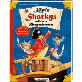 Coppenrath - Käptn Sharkys wildeste Piratenabenteuer