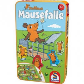 Schmidt Spiele - Die Maus - Mausefalle