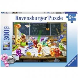 Ravensburger Puzzle - Gelini - Spaß im Klassenzimmer, 300 Teile