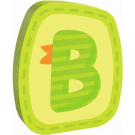 HABA - Holzbuchstaben B