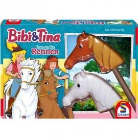 Schmidt Spiele - Bibi & Tina - Das große Rennen