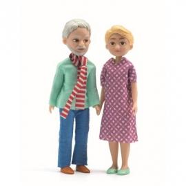 Djeco - Puppenhaus: Großeltern