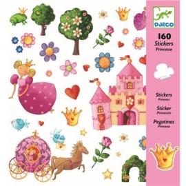 Djeco - Sticker: Princess Marguerite