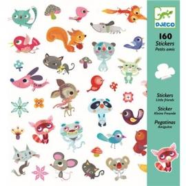 Djeco - Sticker: Small friends