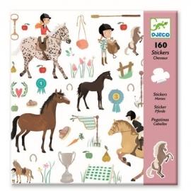 Djeco - Sticker: Horses