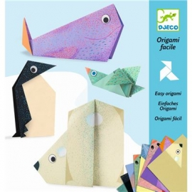 Djeco - Origami - Polar animals