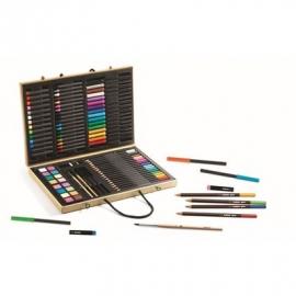Djeco - Farben - Big box of colours