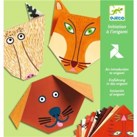 Djeco - Origami - Animals
