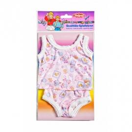 Heless - Unterwäsche für Puppen Gr.28-35cm,