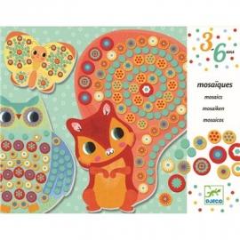 Djeco - Design by 3-6 Jahre - Mosaic - Milfiori
