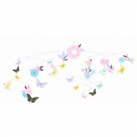 Djeco - Mobile - Butterfly twirl, FSC