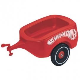 BIG - Bobby Car Anhänger rot