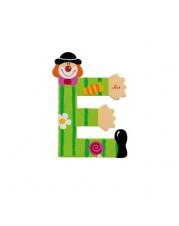Sevi - Graffiti - Buchstabe Clown E 10 cm