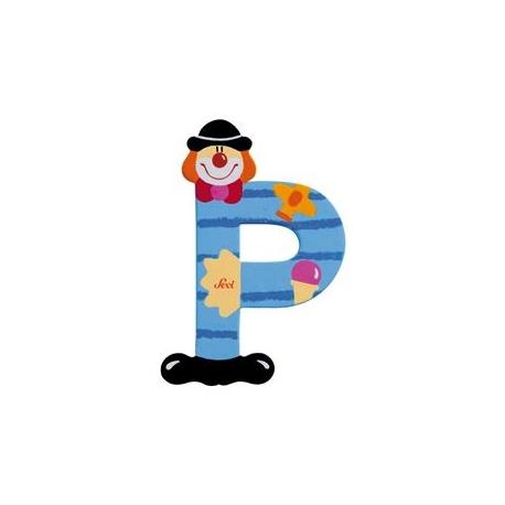 Sevi - Graffiti - Buchstabe Clown P 10 cm