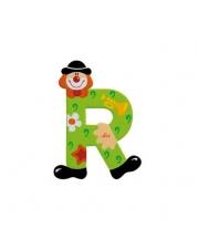 Sevi - Graffiti - Buchstabe Clown R 10 cm