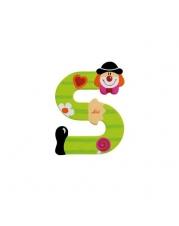 Sevi - Graffiti - Buchstabe Clown S 10 cm