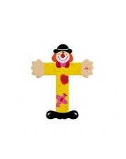 Sevi - Graffiti - Buchstabe Clown T 10 cm