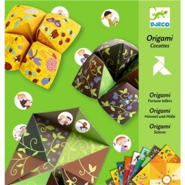 Djeco - Origami - Bird game