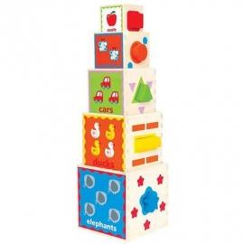 Hape - Spielpyramide