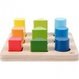 Hape - Farben- und Formensortierer