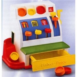 Fisher Price - Registrierkasse