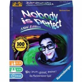 Ravensburger Spiel - Nobody is perfect - Mini Edition
