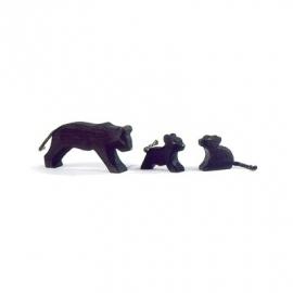 Panther, schwarz