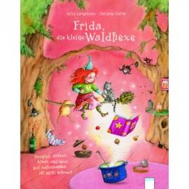 Arena Verlag - Frida, die kleine Waldhexe (3)